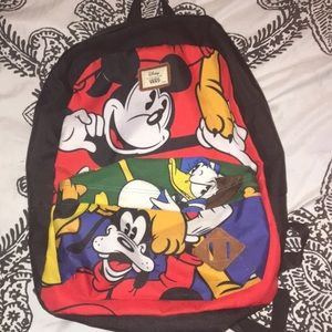 Disney x Vans Mickey and Friends LE backpack
